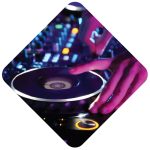 Seattle Wedding DJ Flux VJ playlist